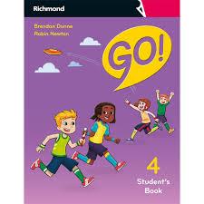Go! 4 student's pack (Tapa blanda) · Libros · El Corte Inglés